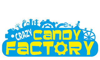Crazy Candy Factory Logo