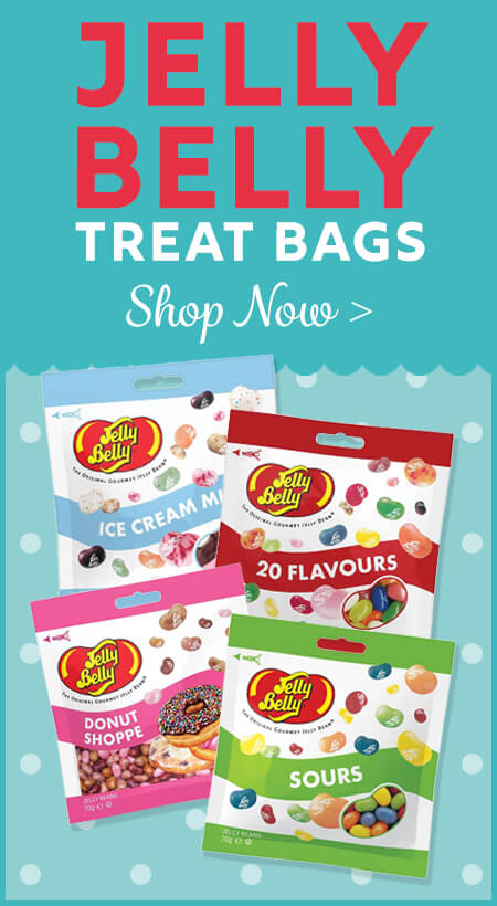 Jelly Belly Treat Bags
